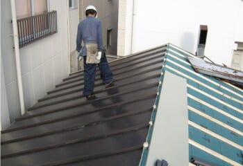 新規金属屋根