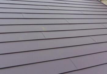 屋根リフォーム完成
