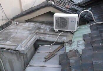 変則的屋根