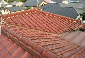 屋根の複合形態