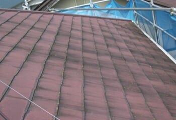 再塗装できない屋根