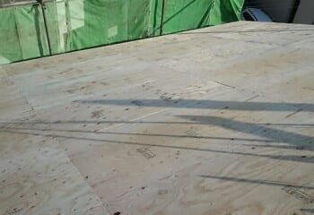 構造用合板増し張り