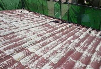 現場屋根の状態