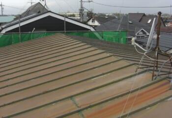 既存 瓦棒 屋根