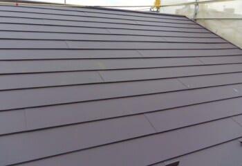 文京区 屋根修理 屋根リフォーム 施工完了