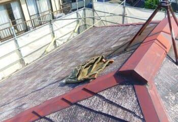 文京区屋根 既存コロニアル屋根