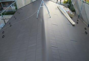 川崎市 屋根修理 屋根 施工完了