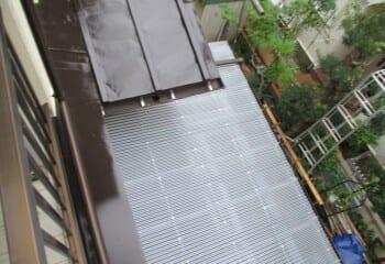 屋根追加工事 完成