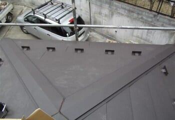 松戸市 屋根のリフォーム 完成