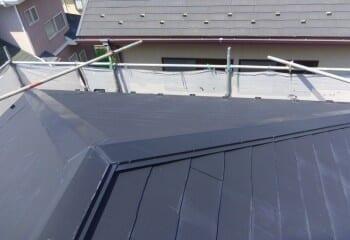 目黒区屋根 既存コロニアル屋根