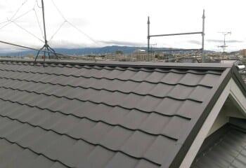 宝塚市 屋根修理 屋根リフォーム 施工完了
