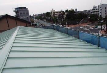 国立市 屋根修理 屋根リフォーム 施工完了