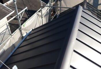 藤沢市 屋根修理 屋根リフォーム 施工完了