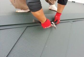 習志野市 屋根修理 屋根リフォーム 施工完了
