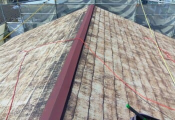 荒川区 屋根修理 既存屋根