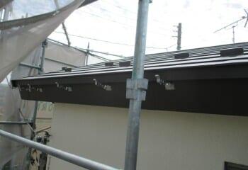 横浜市 雨どい交換工事完了