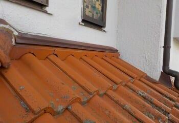 松戸市 雨漏り屋根の現場調査3