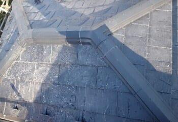 鎌倉市 ルーガ屋根による葺き替え工事完了