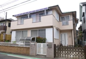 大阪市東淀川区 屋根・外壁塗装リフォーム完了
