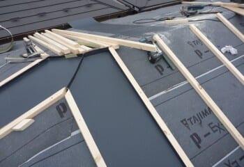 6.屋根カバー工法(本体張り1)