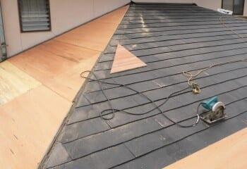 野地板増し張りカバー工法