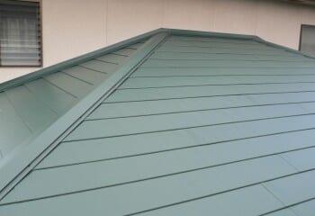 寝屋川市 屋根カバー工法によるリフォーム