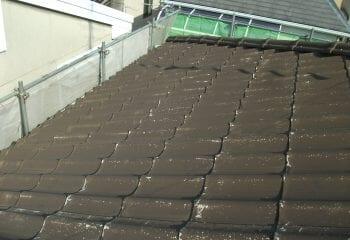 尼崎市の屋根リフォーム 既存確認