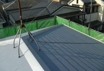 尼崎市の屋根リフォーム 工事完了