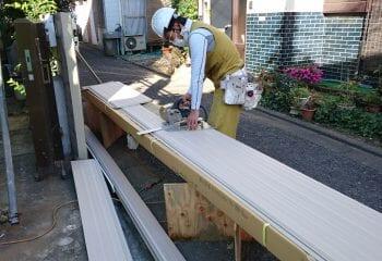 ガルバリウム鋼板サイディング