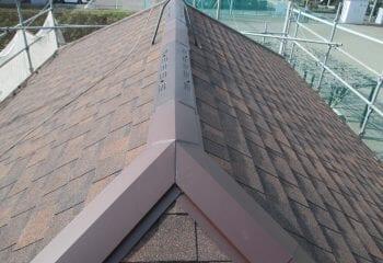 千葉市 雨漏り屋根修理 完成