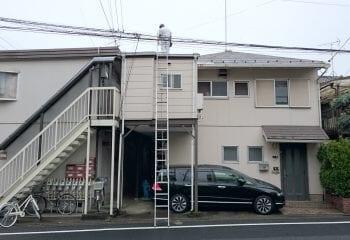 品川区のお客様から屋根リフォーム工事のご相談をいただきました