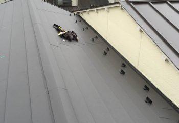テイガク屋根修理による屋根のリフォーム完成