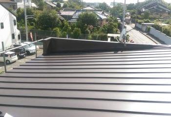 守口市 屋根修理 完成