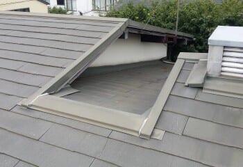 2.野田市 雨漏り屋根修理前2