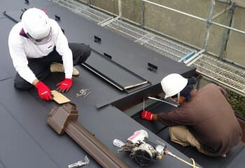 7.雨漏り箇所の修理