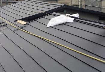 野田市 雨漏り屋根修理 工事完了