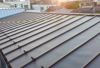 志木市の屋根リフォーム工事 完成