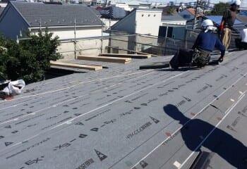 4.屋根リフォーム カバー工法