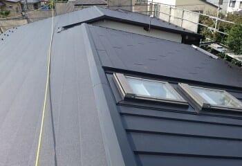 9.天窓(トップライト)屋根の修理