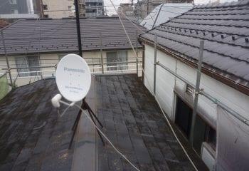 1.東村山市 雨漏り屋根診断