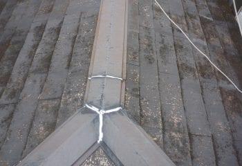 2.東村山市 既存コロニアル屋根の状況