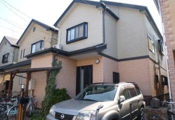 1.横浜市 外壁と屋根の塗装リフォーム