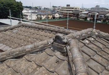 2.府中市 既存屋根