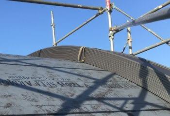 5.屋根材の用意