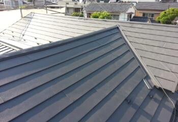船橋市の屋根葺き替えリフォーム 完成