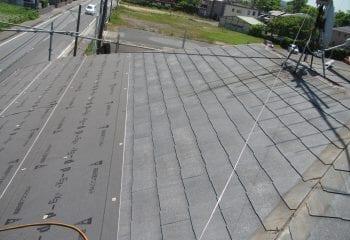 2.屋根カバー工法