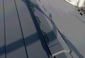 和光市の屋根リフォーム 完成
