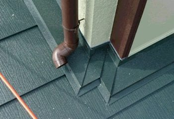 下屋根水切り板金