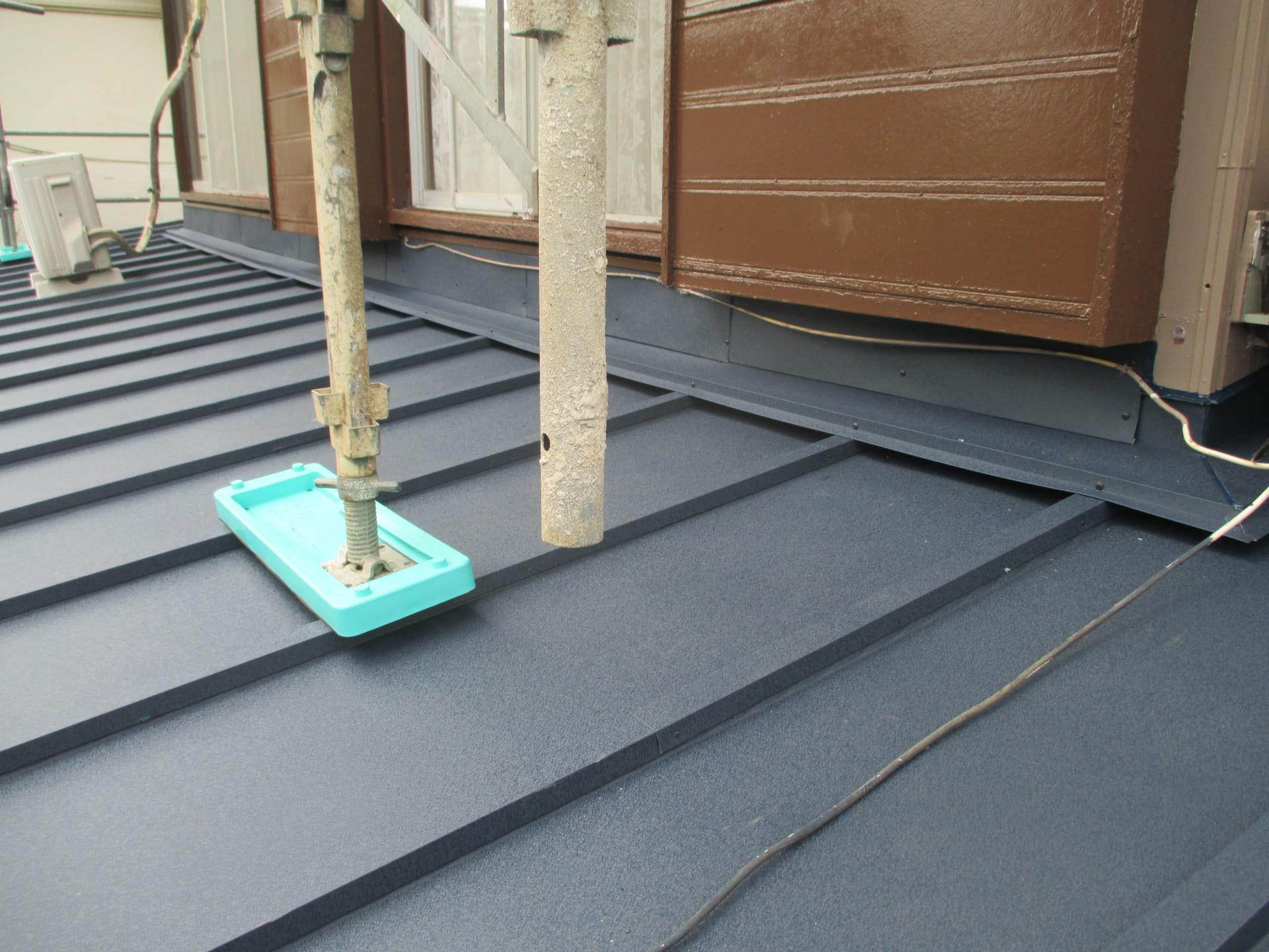 12.松戸市の雨漏り屋根修理 完成