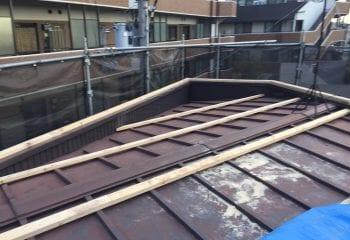 岸和田市 屋根修理工事